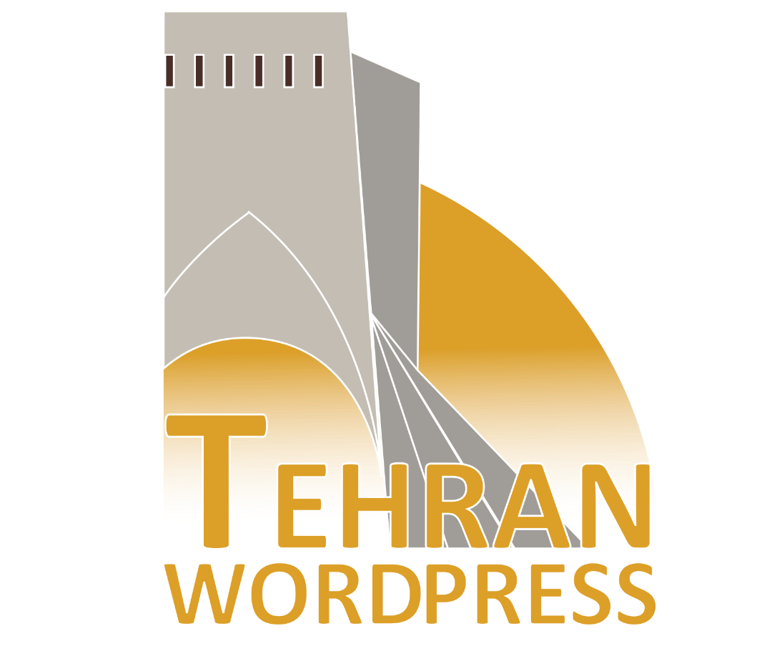 Tehran WordPress LOGO